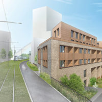 Concours «Ilot Citadelle» à Strasbourg