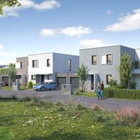Maisons en bande à Furdenheim